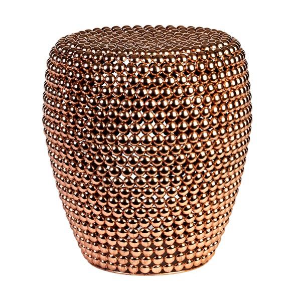 Dot stool copper