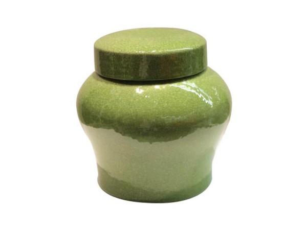 Porzellandose GINGER Green Acid SS