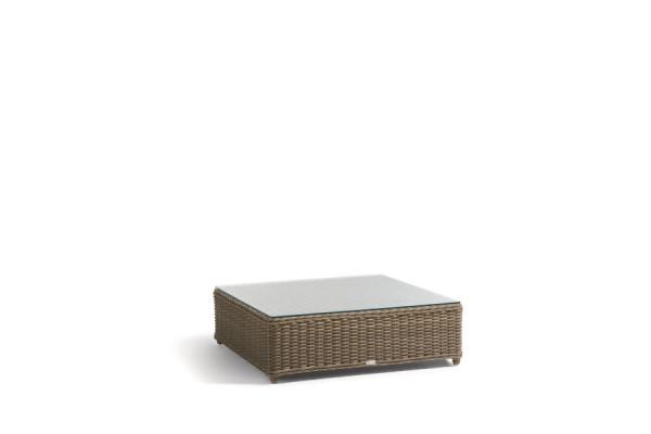 San Diego Cord Large Footstool/Sidetable