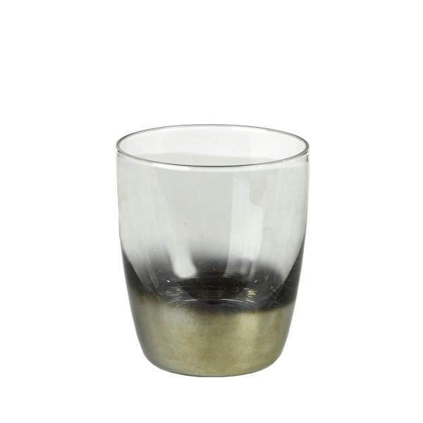 Wasserglas Half Platinum (Set of 4)