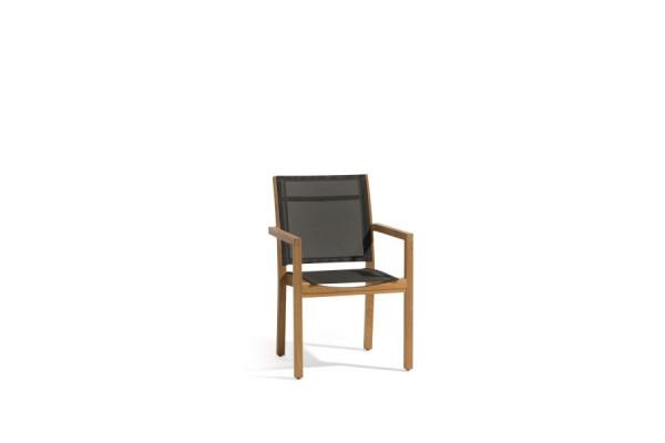 Siena Teak Textiles Chair
