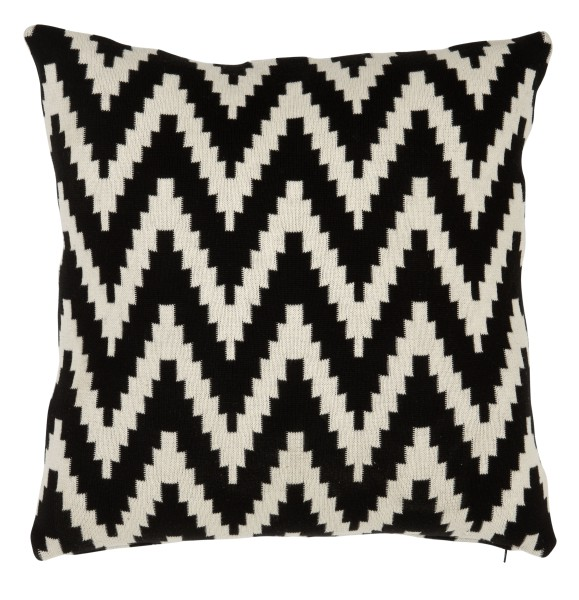 Dekorkissen Abstract Chevron 2er Set