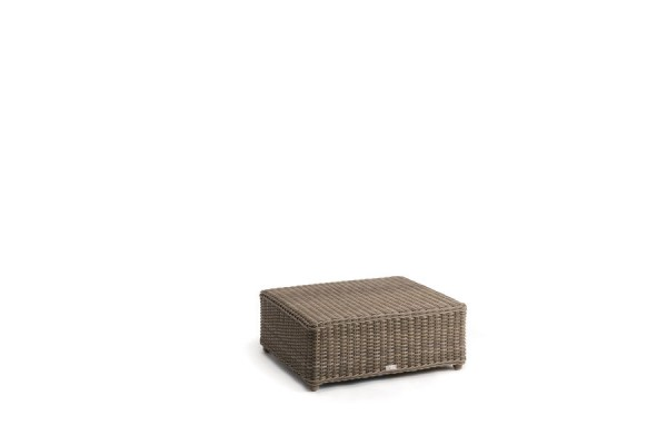 San Diego Cord Medium Footstool/Sidetable