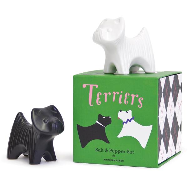 Salz & Pfeffer Terrier Set