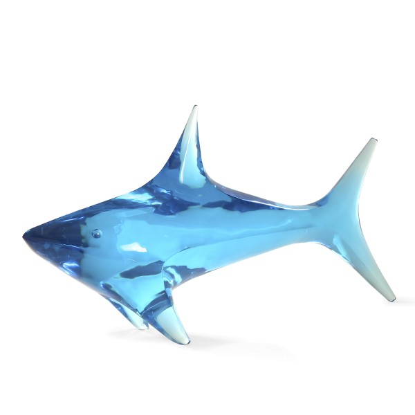 Jonathan Adler Giant Acrylic Shark