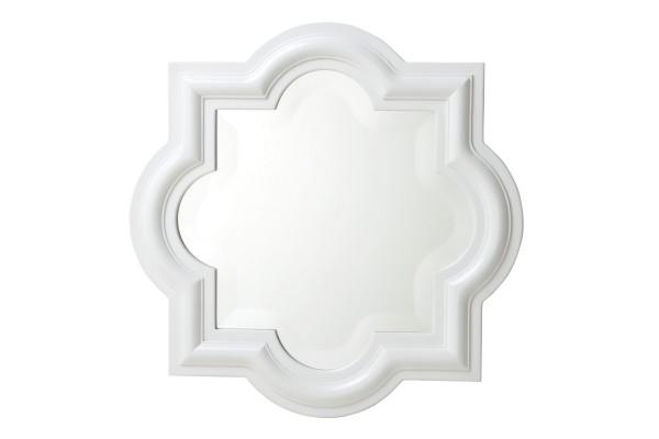 Spiegel Dominion, weiß