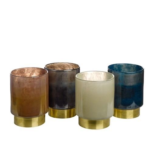 Candleholder belt different colors - M