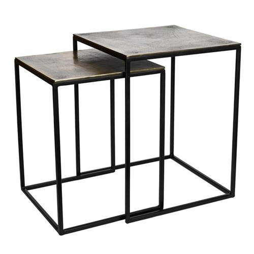 Sidetable frame square set2
