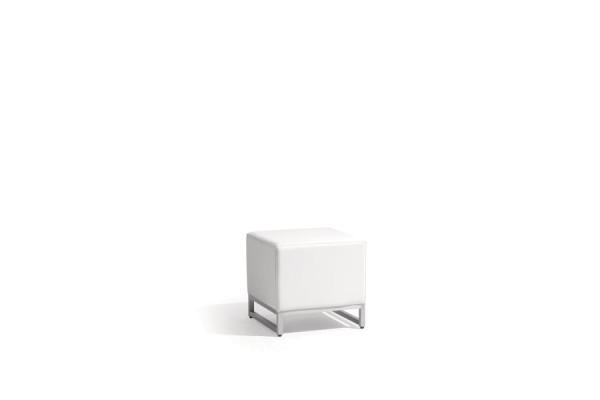 Zendo Small Footstool/Sidetable