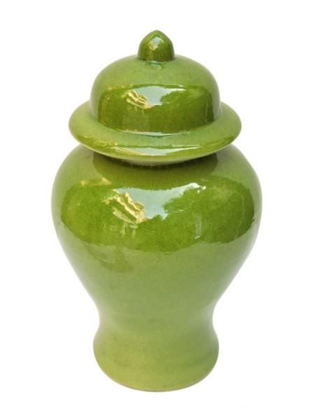 Porzellandose TEMPLE Green Acid SS