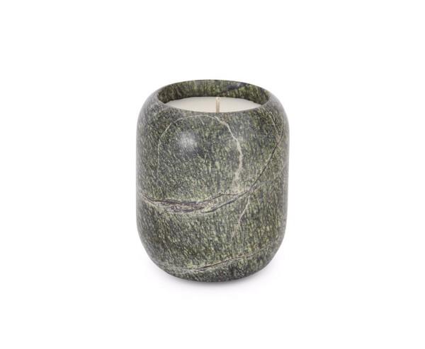 Materialism Stone Candle Medium