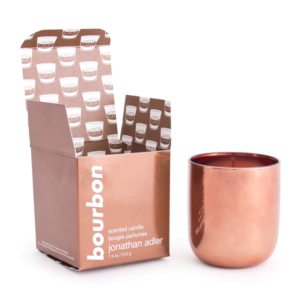Pop Candle Bourbon