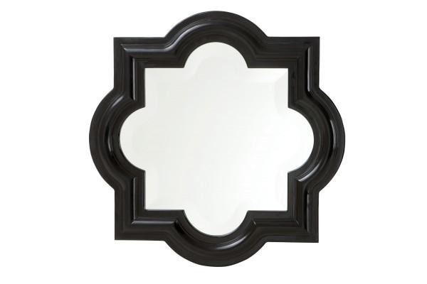 Spiegel Dominion, schwarz