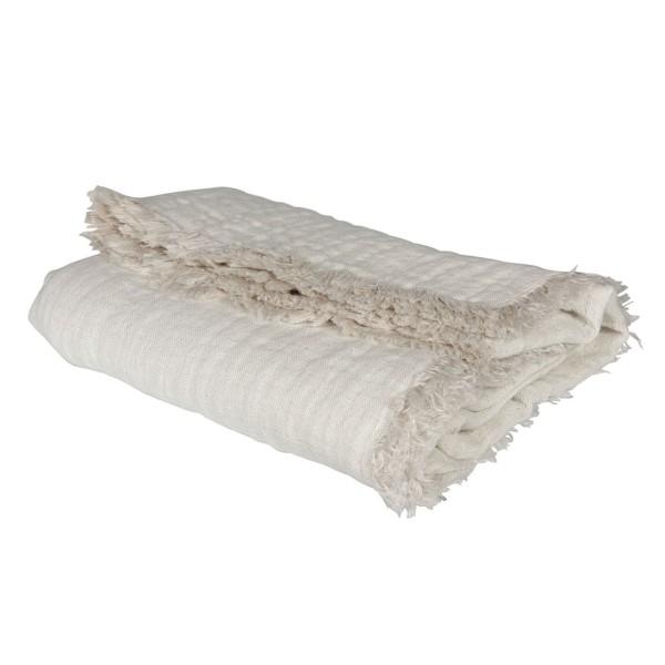 Bettdecke IZE 240x140cm, weiß