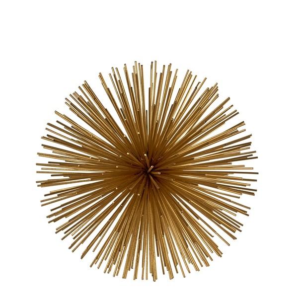 Prickle Brass - klein - dekoratives Ornament